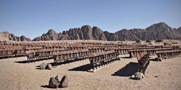 Il cinema nel deserto, una suggestione borgesiana