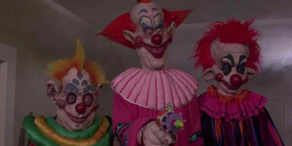 Killer Klowns from Outer Space | Il circo dei fiori recisi