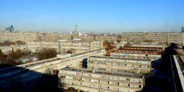 Aylesbury Estate | Gentrificazione per sempre