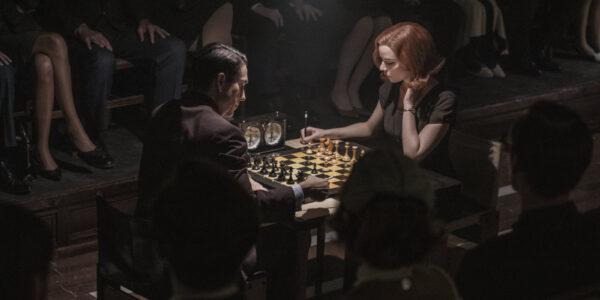 La regina degli scacchi   Educazione in bianco e nero