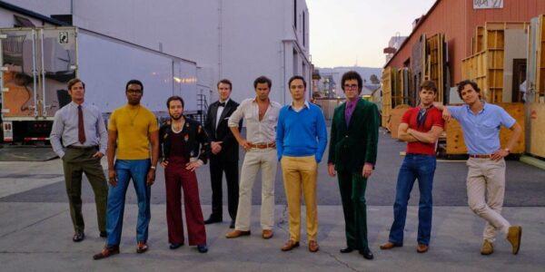 The Boys in the Band | Scatti di crescita